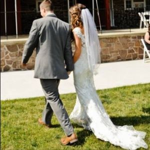 Allure Bridals Dresses - Allure Bridal Style #8800 Wedding Dress